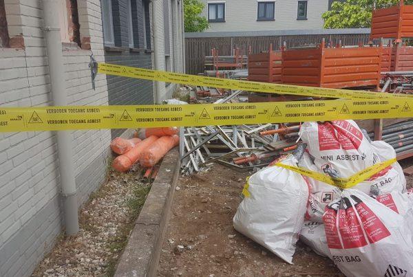 Slim Slopen Asbestsanering MSD Boxmeer