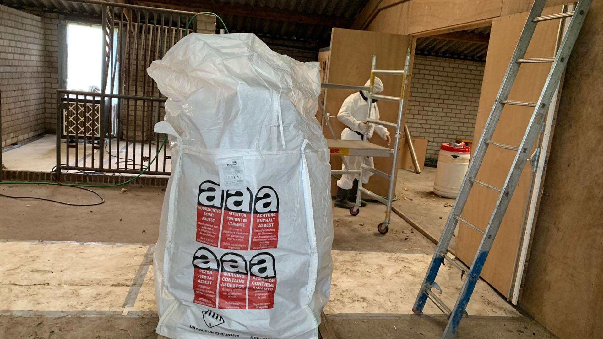 Slim Slopen Asbestsanering Munlaan Oss