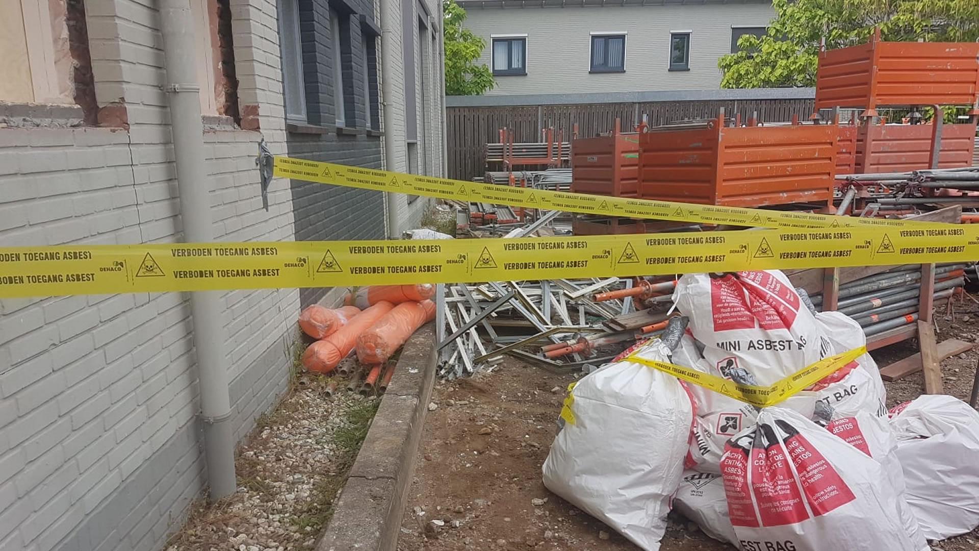 SlimSlopen - Asbestsanering