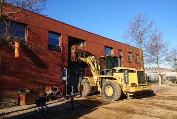SlimSlopen Renovatiesloop Campus Leidschenveen