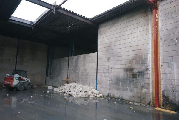 Slim Slopen Renovatiesloop Opslagloods Zaltbommel