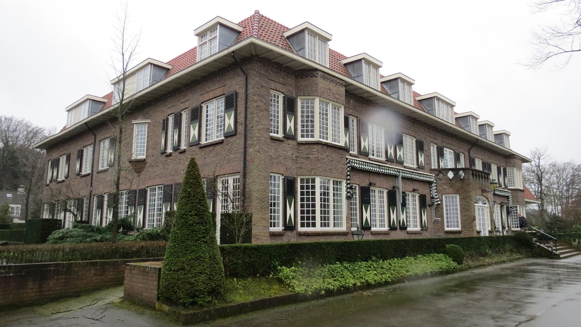 Slim Slopen Renovatiesloop Hotel Bos en Ven Oisterwijk